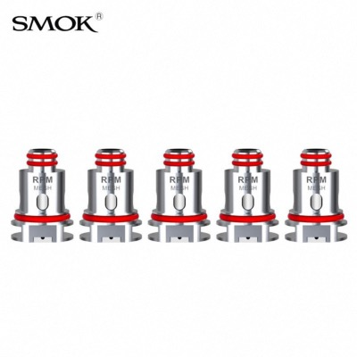 Résistances RPM Smoktech (X5)