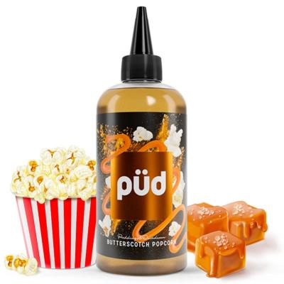 Butterscotch Popcorn Püd - 200ml