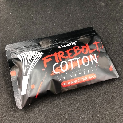 Firebolt cotton by Vapefly