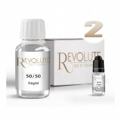 Pack DIY 2 100 ml en 50/50 Revolute