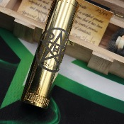 Tube Broadside Admiral X DHD brass