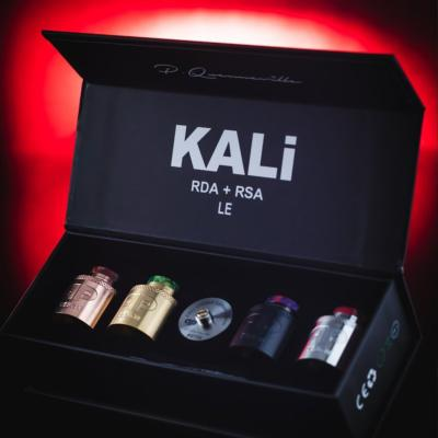 Kali 28mm RDA Limited Edition QP Design