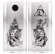 Four Horseman Hammer Of God XL By Vaperz Cloud x Deathwish Modz