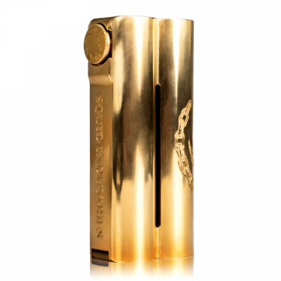 Double Barrel V3 150W VW Mod By Squid Industries CNC Limited Edition