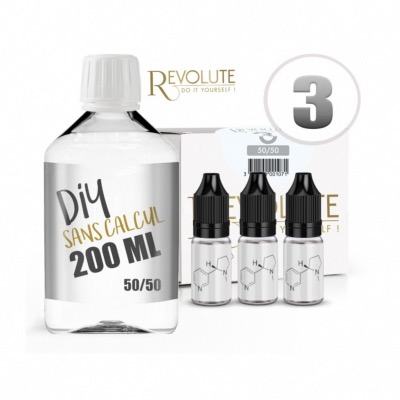 Bases et boosters de nicotine
